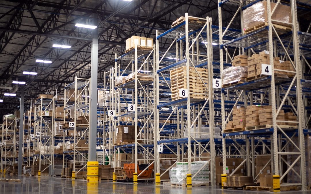 5 Benefits of Warehouse Inventory Management