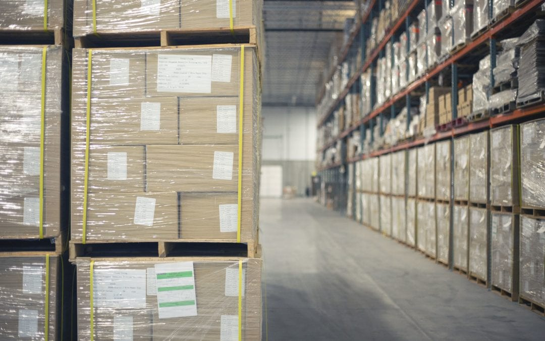 Three Key Parts of Warehousing Logistics