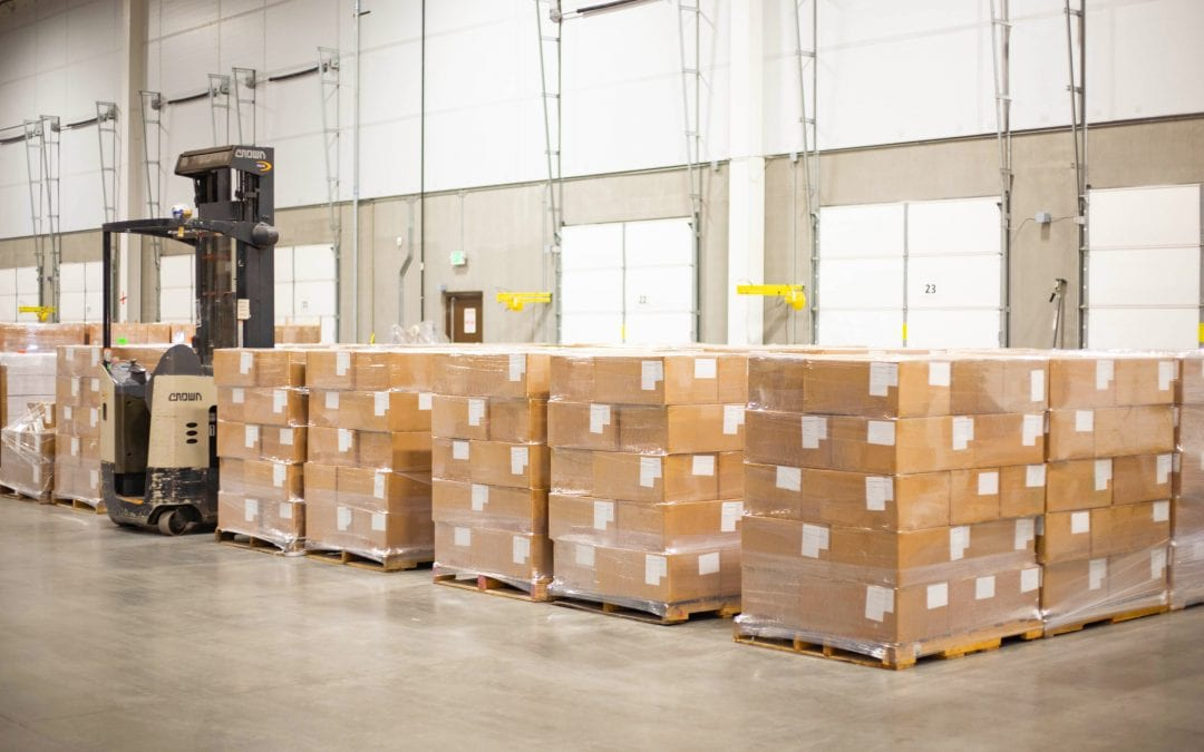 Fulfillment Warehousing Operations and Benefits